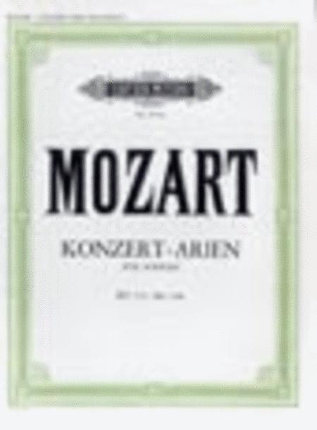 Concert Arias (Soprano,Pf)