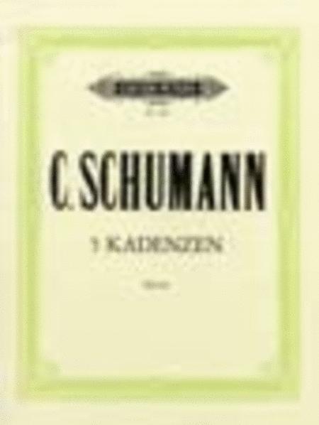 5 Cadenzas to Mozart & Beethoven Concertos
