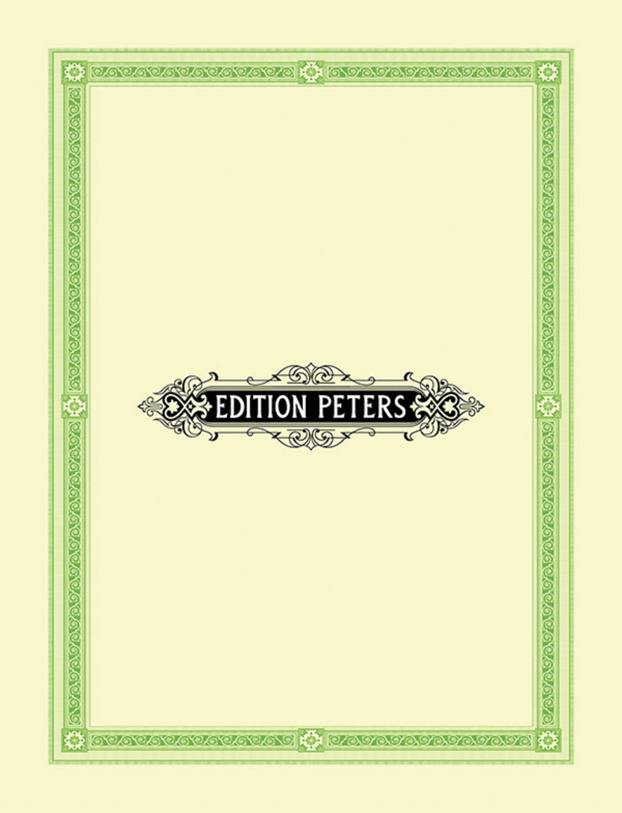 Klavier Quintett (Piano Quintet), Op. 34 in F Minor