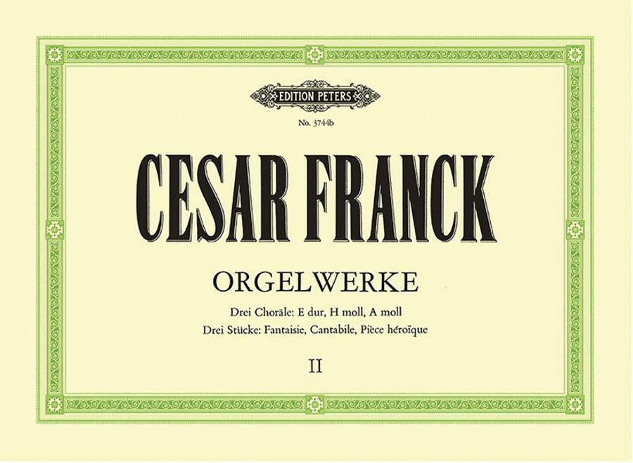 Complete Organ Works in 4 Volumes - Volume 2