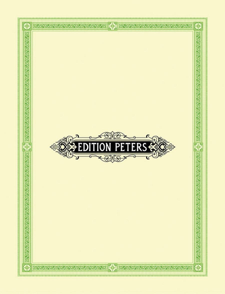 Piano Trios (5) Complete Edition in 1 Volume