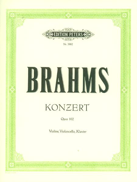 Concerto for Violin, Violoncello & Orchestra Op.102