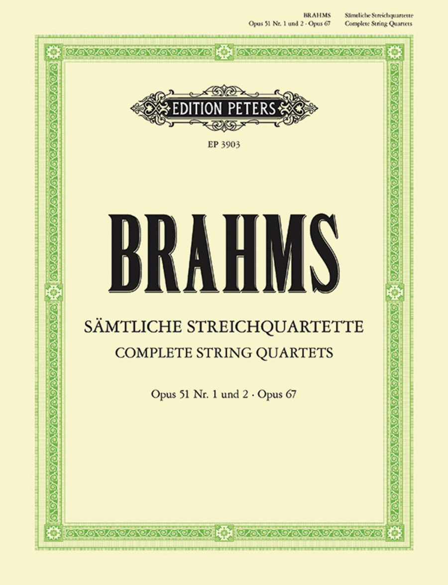 String Quartets - Complete Edition
