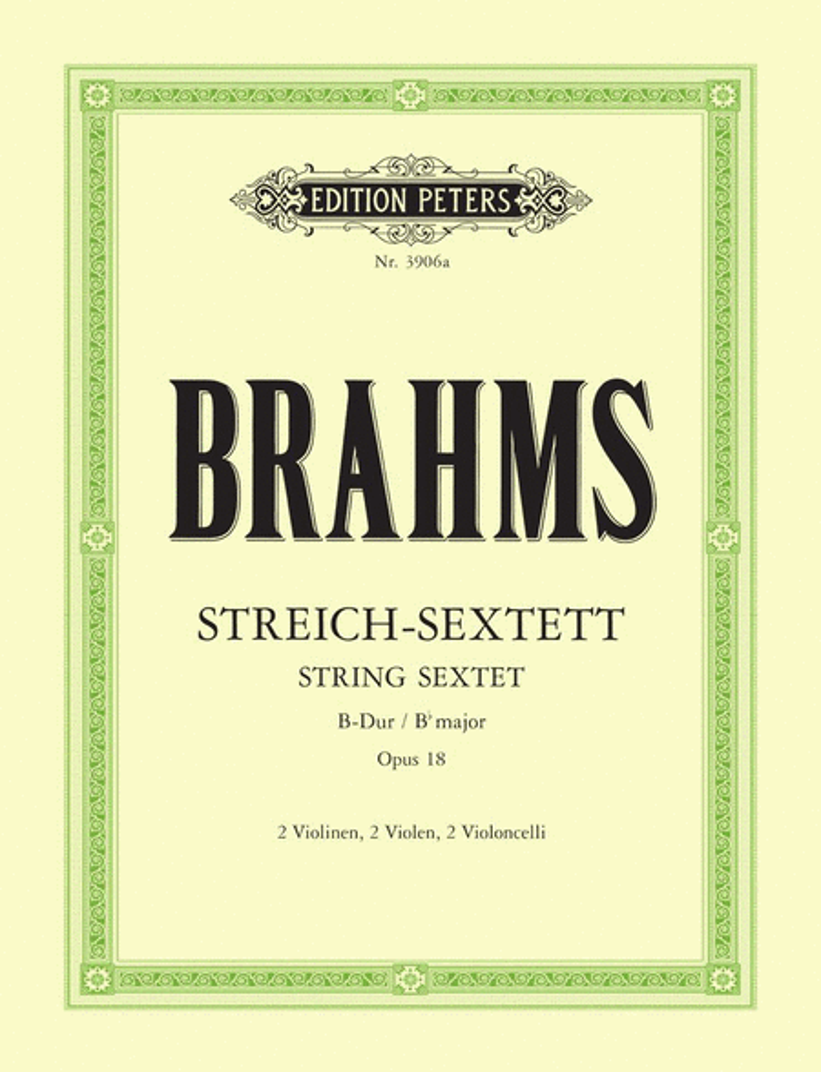 String Sextet No. 1