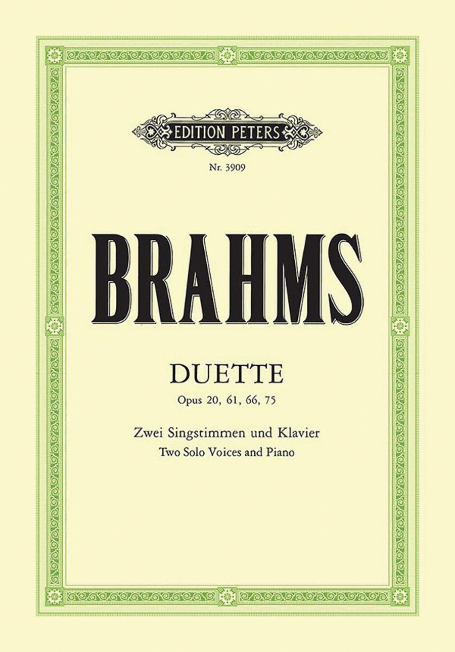 Duets Op. 20, 61, 66, 75
