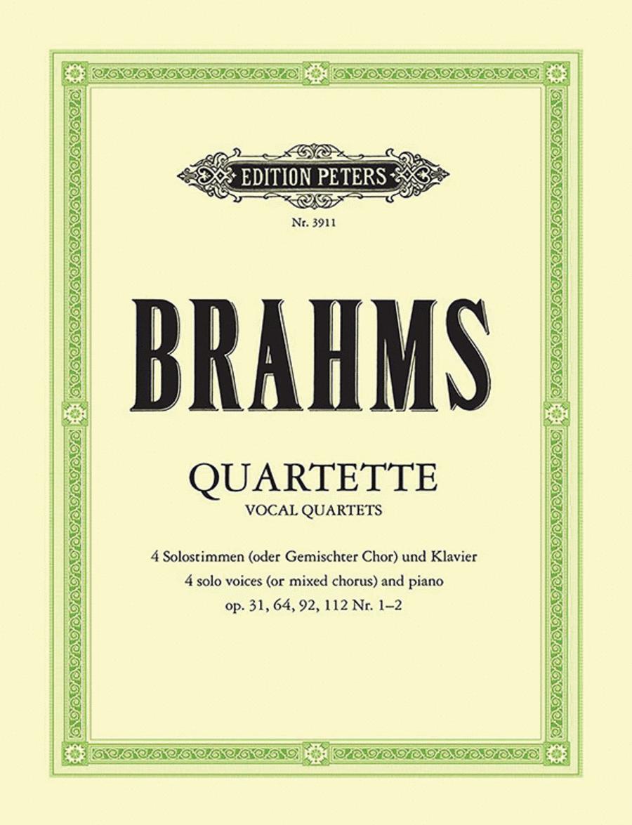 Quartets in 3 volumes Vol. 1