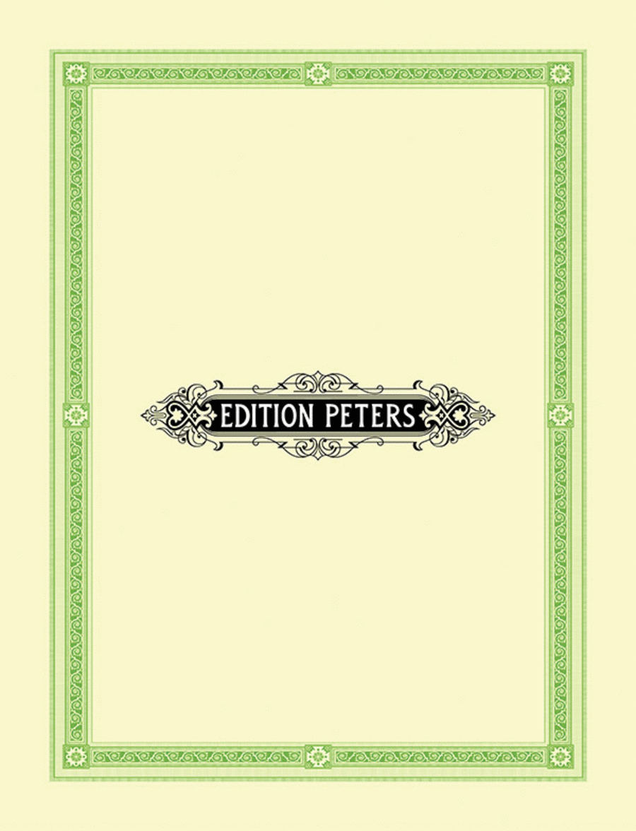 Quartet, Op. 25 in G Minor