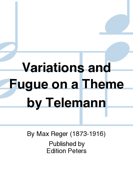 Variations and Fugue on a Theme by Telemann