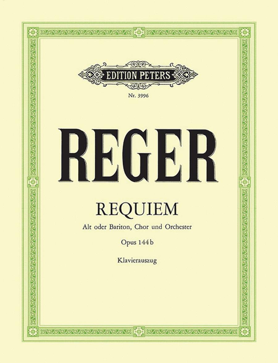 Requiem Op. 144b