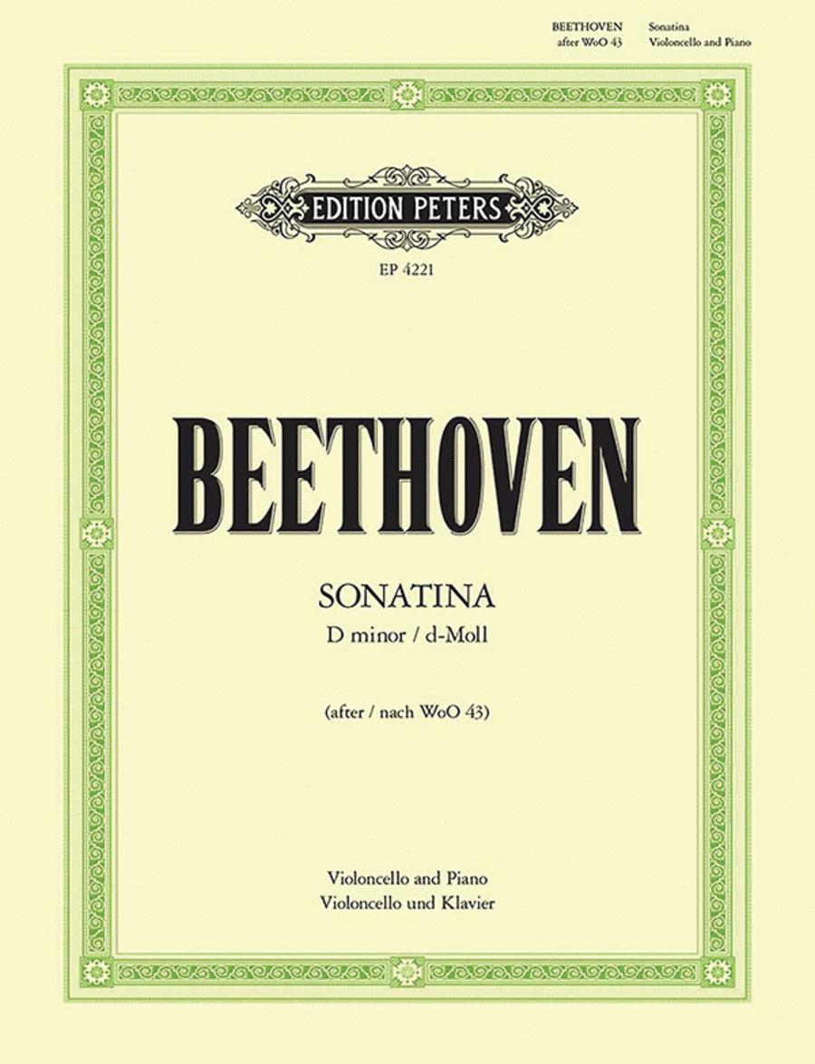 Sonatina in D minor