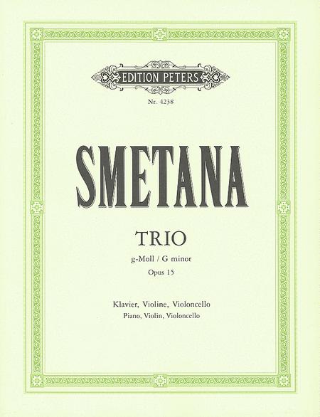 Trio, Op. 15
