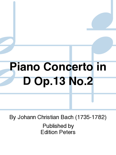 Piano Concerto in D Op.13 No.2