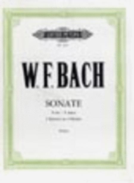 Sonata in F, original