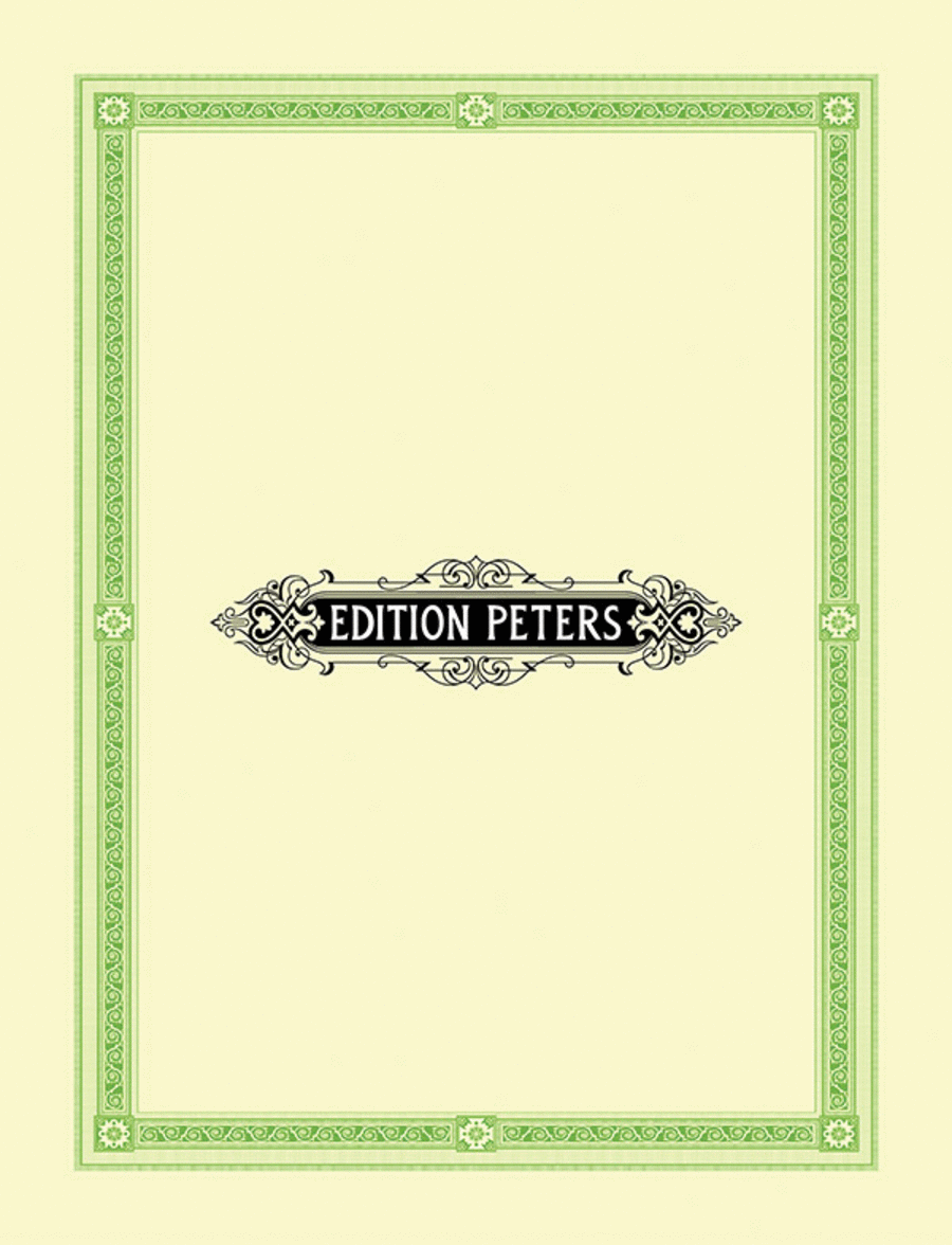 4 Duets from the Klavierubung Part 3