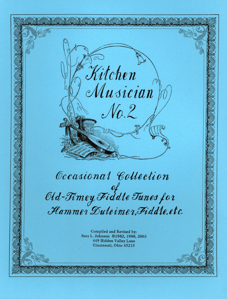 Occasional Collection of Old-Timey Fiddle Tunes