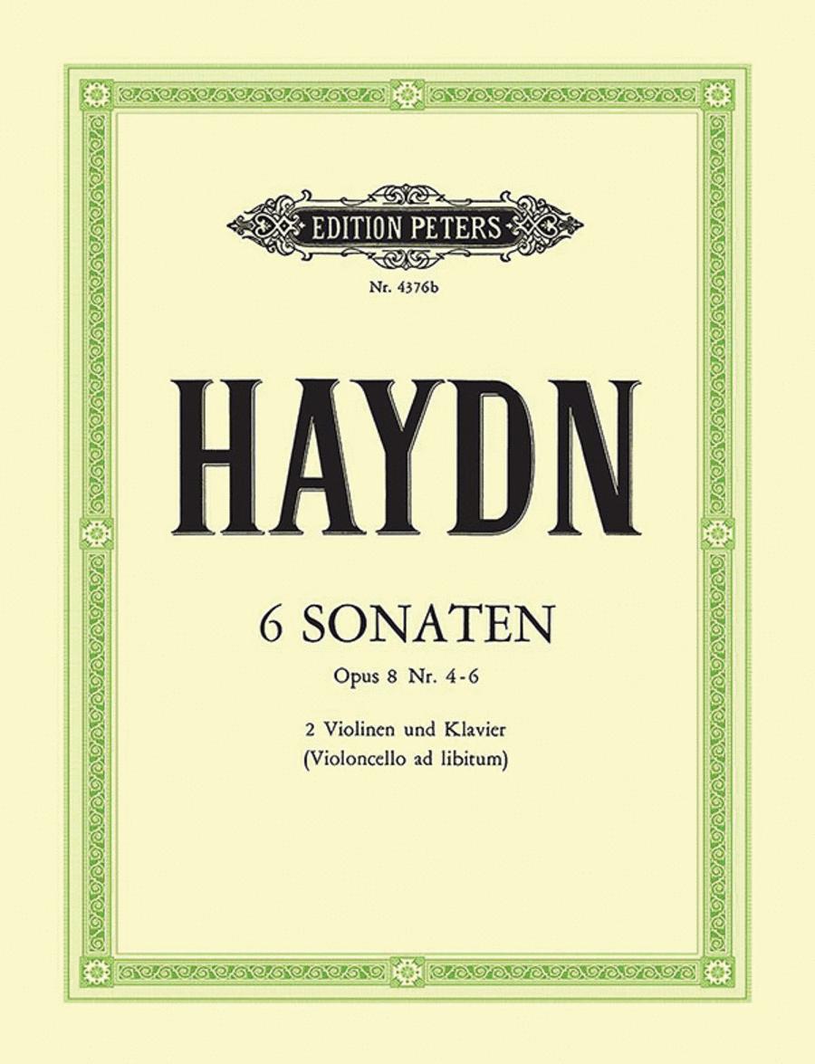 6 Trio Sonatas Op. 8 Vol. 2