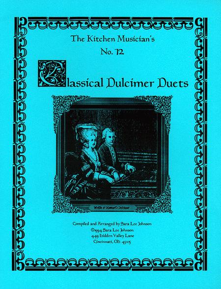 Classical Dulcimer Duets