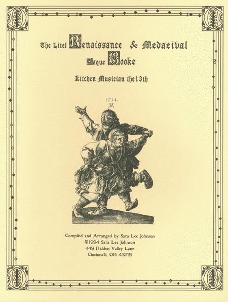 The Litel Renaissance & Medaeival Faque Booke