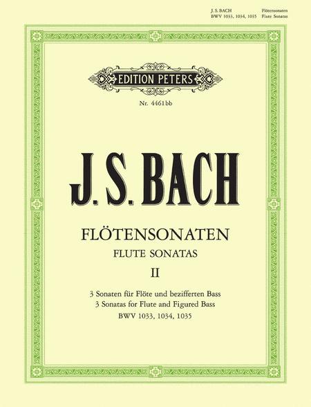Flute Sonatas, Volume 2