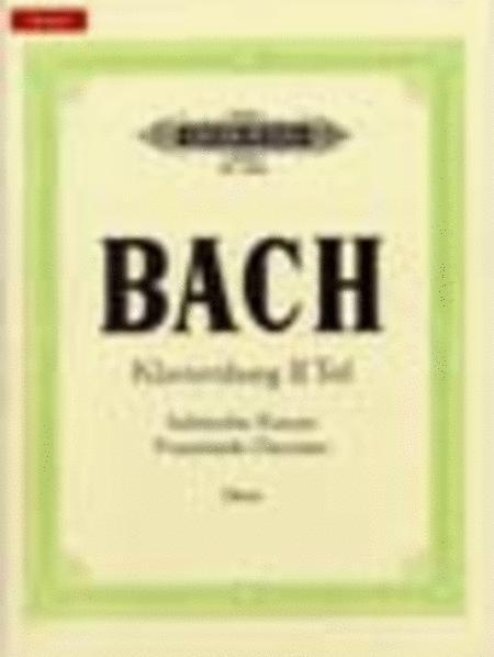 Italian Concerto BWV 971; French Overture BWV 831