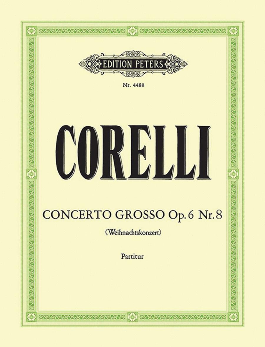 Concerto Grosso - Score