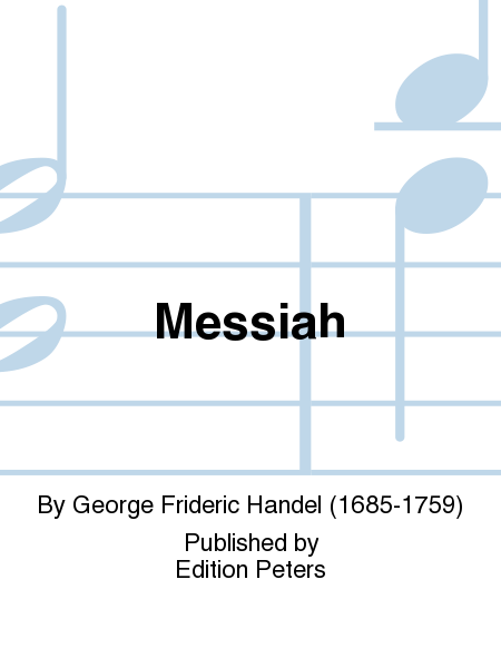 Der Messias / Messiah HWV 56
