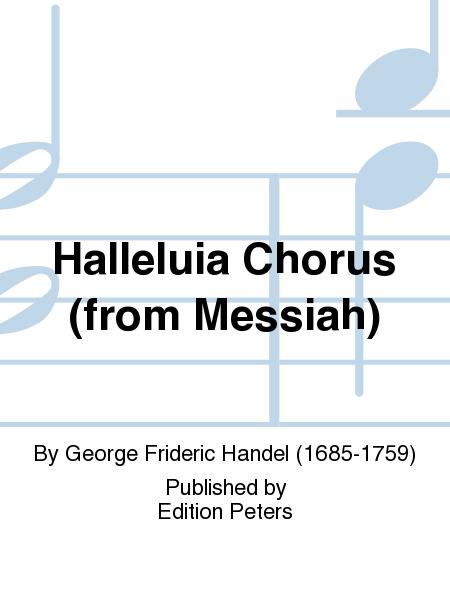 Halleluia Chorus (from Der Messias / Messiah)
