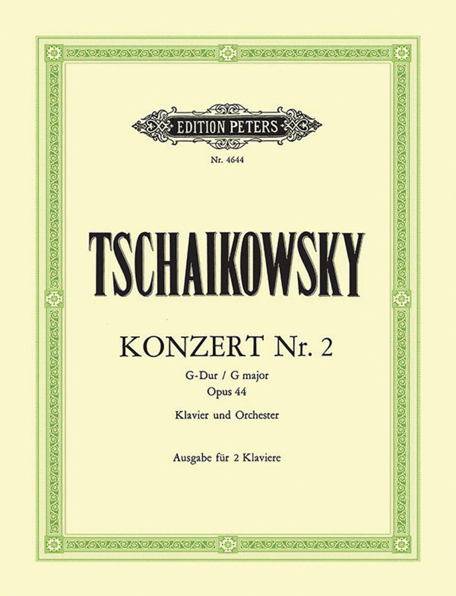 Concerto No. 2 in G Op. 44