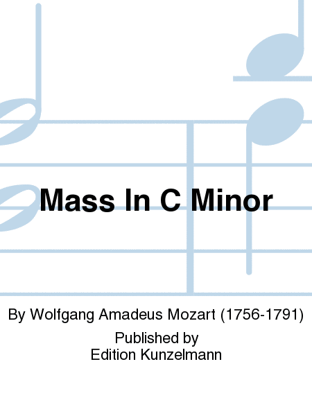 Mass In C Minor
