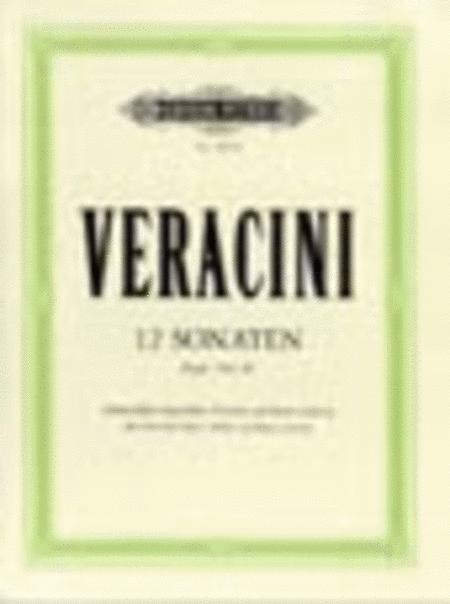 12 Sonatas Op.1 Vol.4