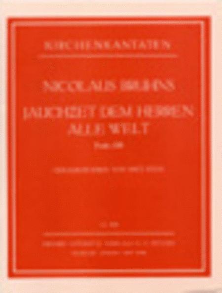 Solo Church Cantata: Jauchzet dem Herren alle