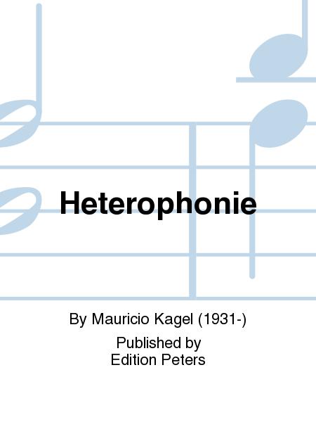 Heterophonie