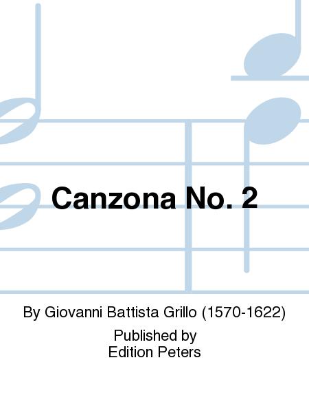 Canzona No. 2