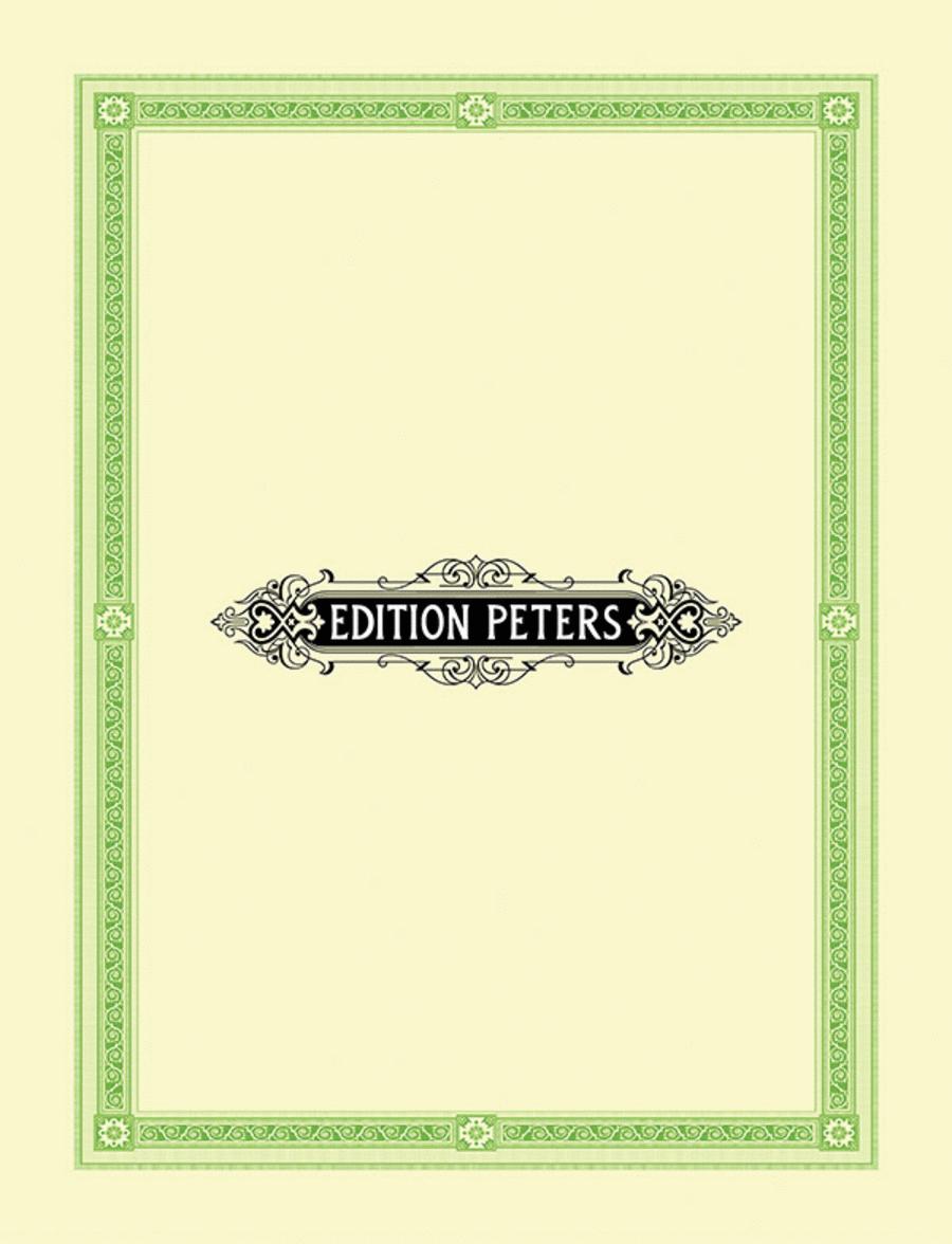 Chorale Preludes Volume 3