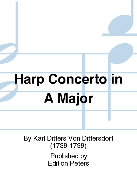 Harp Concerto in A Major
