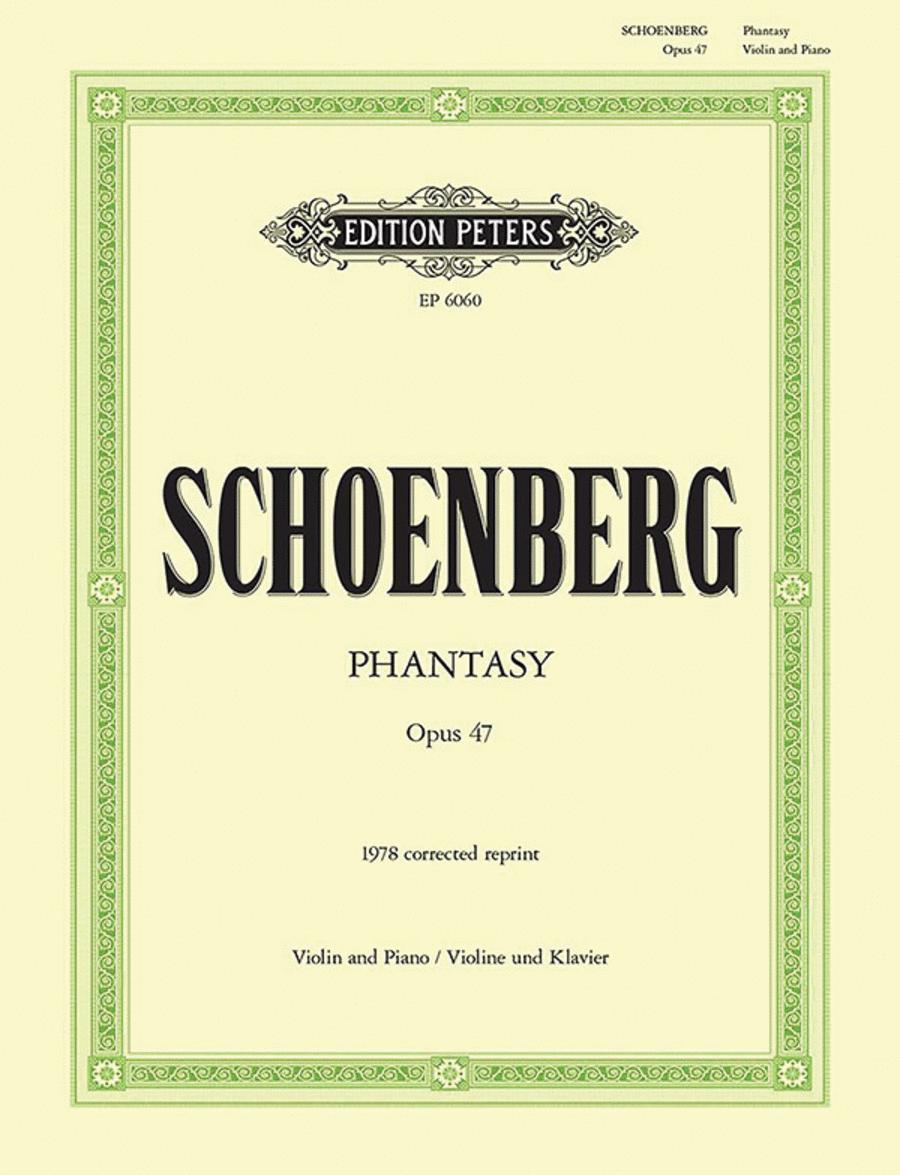 Phantasy Op. 47