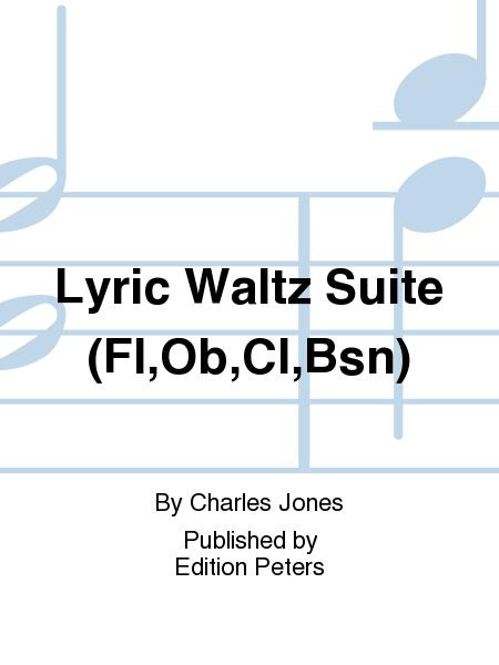 Lyric Waltz Suite (Fl,Ob,Cl,Bsn)