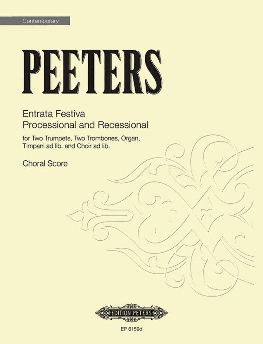 Entrata Festiva (Processional and Recessional)